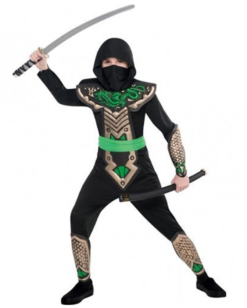 drachenk mpfer ninja kost m japanischer warriror outfit. Black Bedroom Furniture Sets. Home Design Ideas