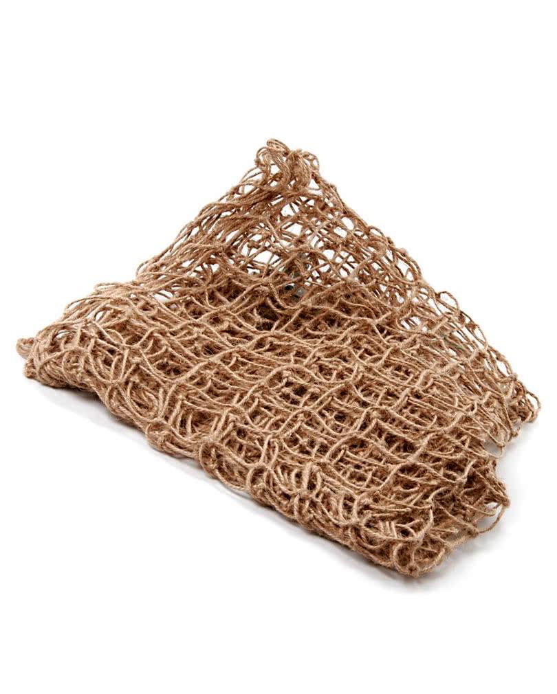 fischernetz naturfarben maritimes deko accessoire. Black Bedroom Furniture Sets. Home Design Ideas