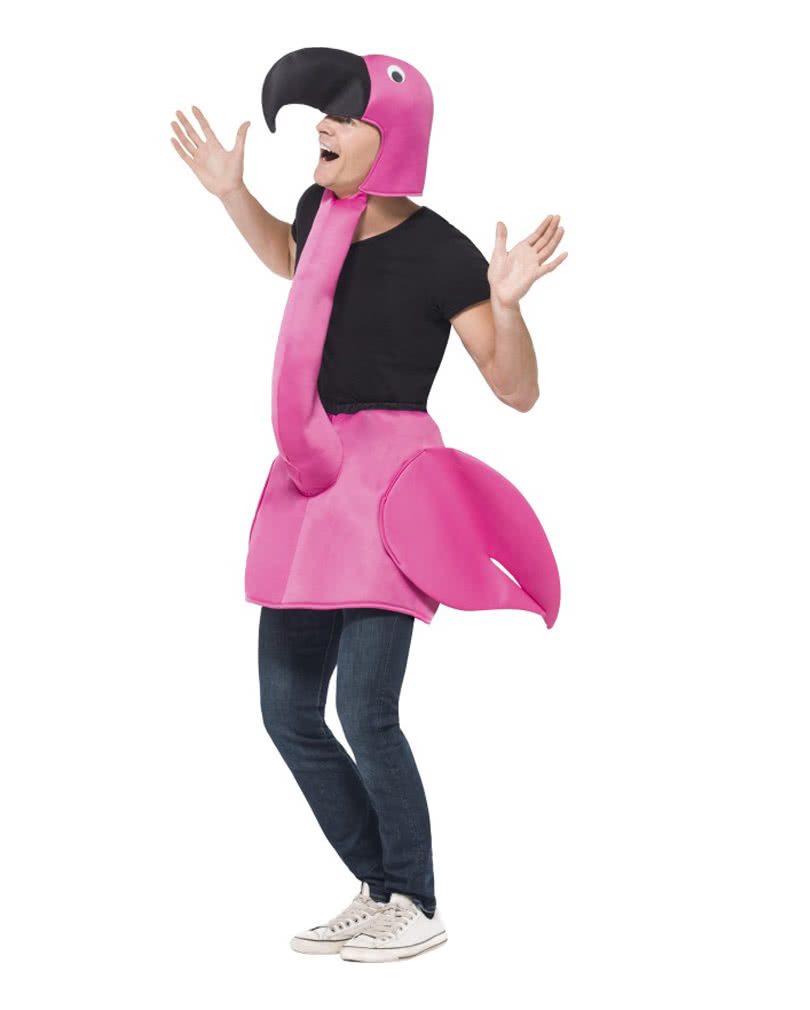 flamingo tierkost m animalisches karnevalskost m karneval universe. Black Bedroom Furniture Sets. Home Design Ideas