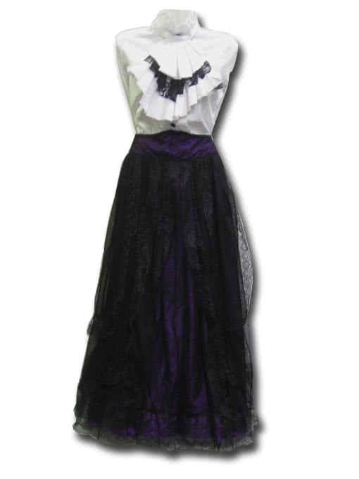 gothic t llrock violett gothic rock karneval universe. Black Bedroom Furniture Sets. Home Design Ideas