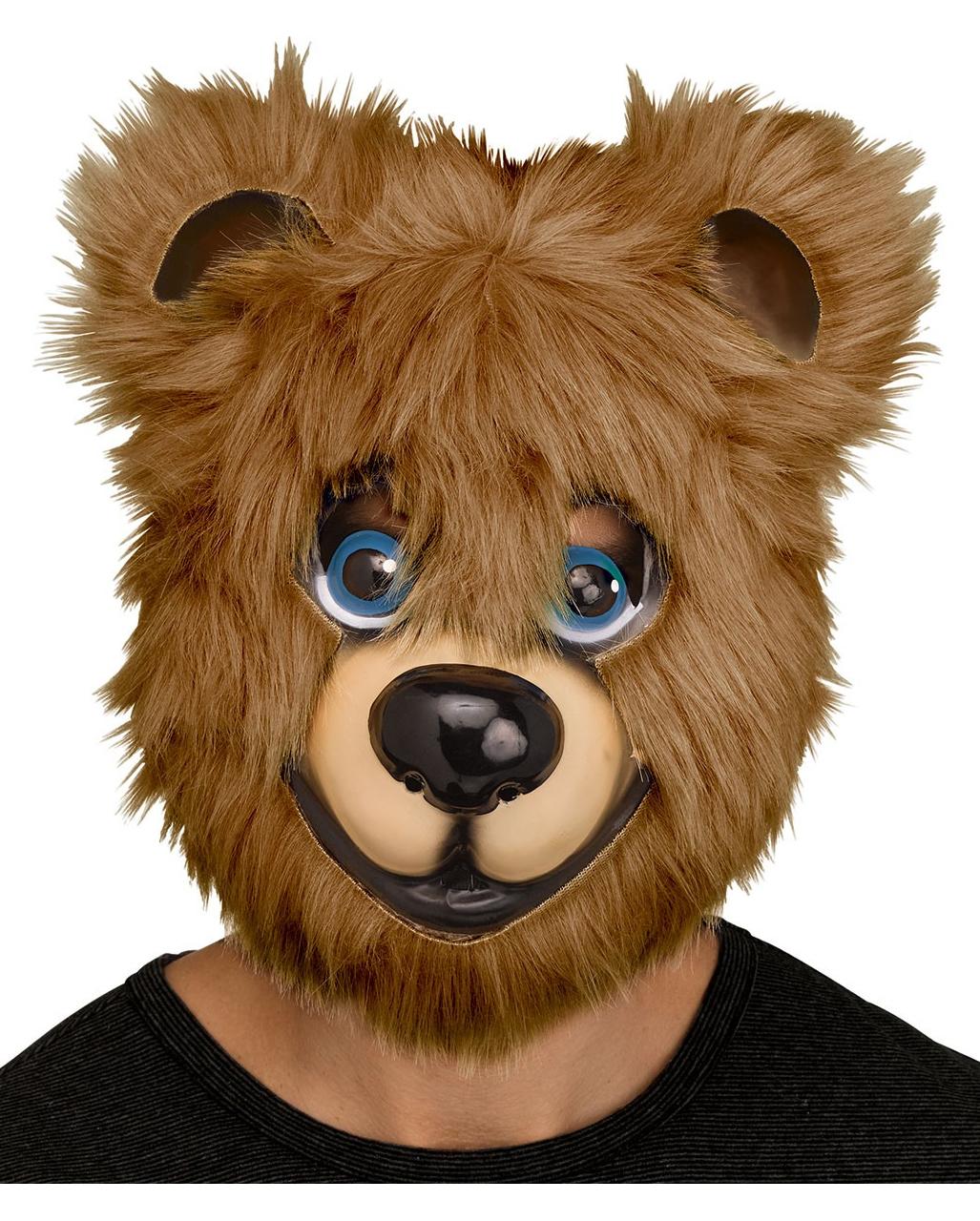 картинка маски медведя большая тракторный завод