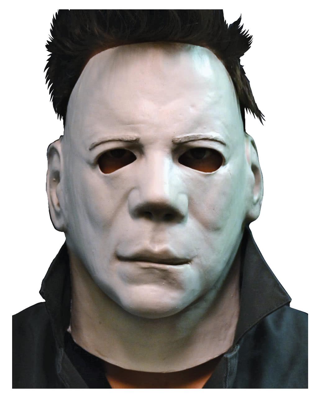 Michael Myers Halloween mask half 2 Horror mask | - Karneval Universe
