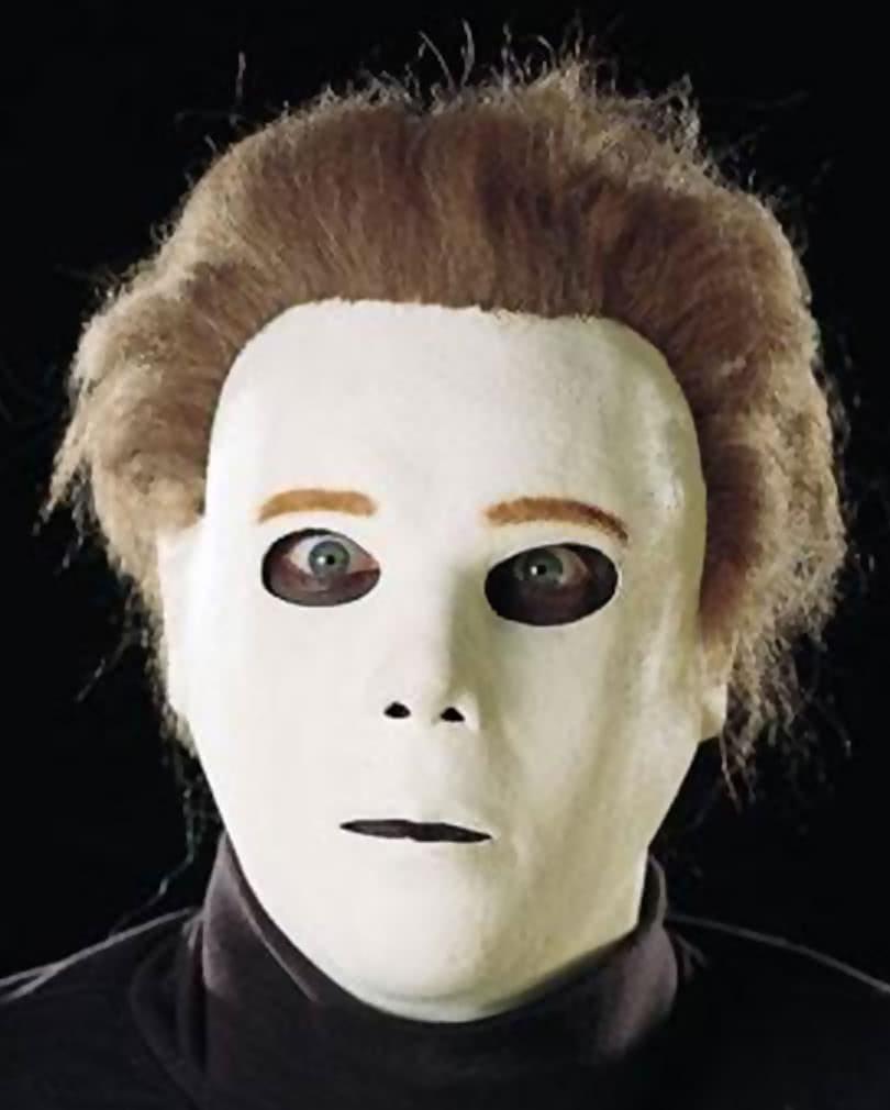 michael myers halloween maske michael myers maske von john carpenter karneval universe. Black Bedroom Furniture Sets. Home Design Ideas
