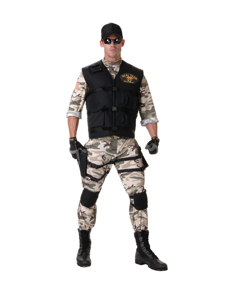 navy seal kost m xxl us soldaten uniform f r karneval karneval universe. Black Bedroom Furniture Sets. Home Design Ideas