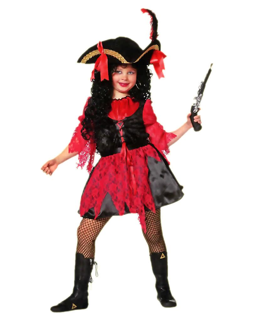 Костюм пиратки для девочки своими руками с фото
