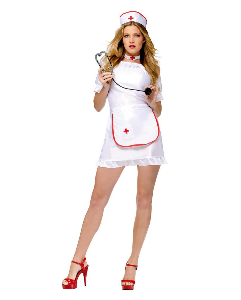 Sexy Krankenschwestern Kostüm | Verkleide dich als