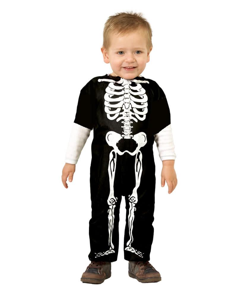 skeleton babykost m f r die jungen grusel fans karneval universe. Black Bedroom Furniture Sets. Home Design Ideas