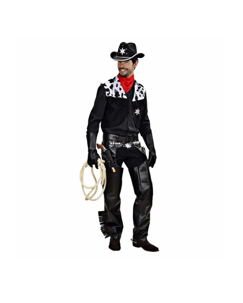 texas ranger kost m set cowboy verkleidung karneval universe. Black Bedroom Furniture Sets. Home Design Ideas