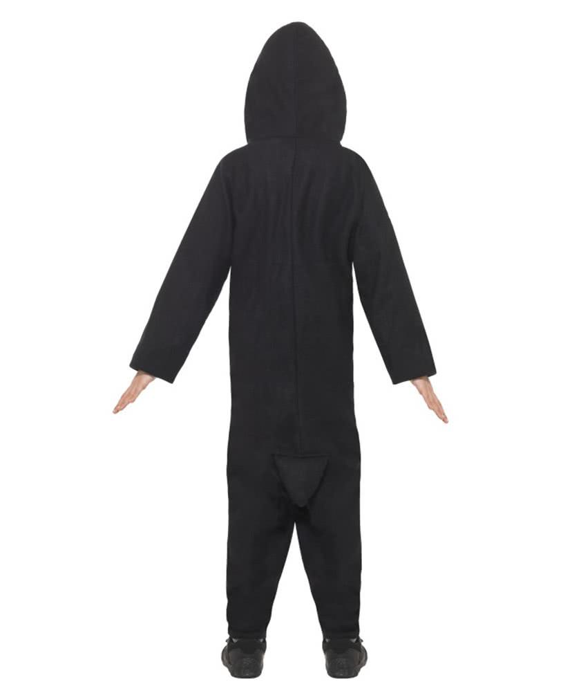 pinguin overall f r kinder s es pinguin kost m karneval universe. Black Bedroom Furniture Sets. Home Design Ideas