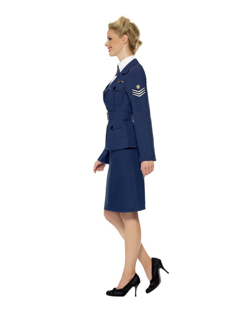 40s airforce captain kost m sexy air force offizier kost m karneval universe. Black Bedroom Furniture Sets. Home Design Ideas