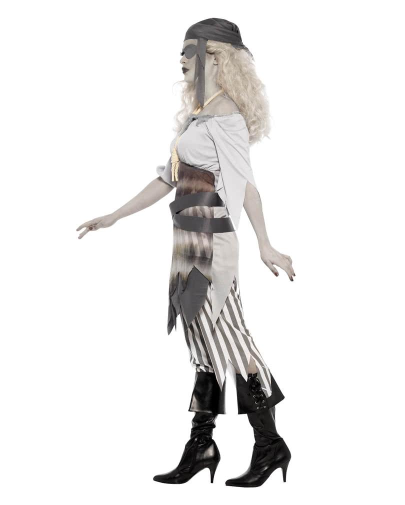 geisterschiff zombie matrosin kost m maritimes zombiekost m f r frauen karneval universe. Black Bedroom Furniture Sets. Home Design Ideas